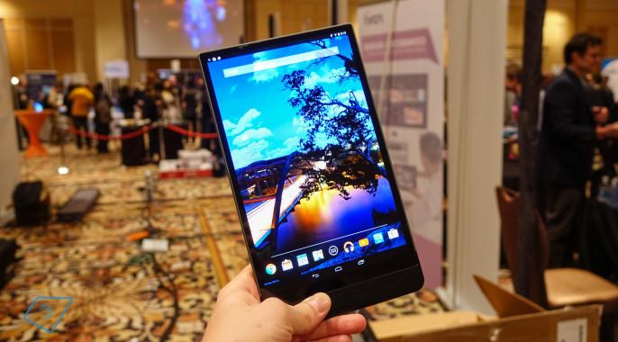 Dell выпустил самый тонкий планшет за всю историю - Venue 8 7840