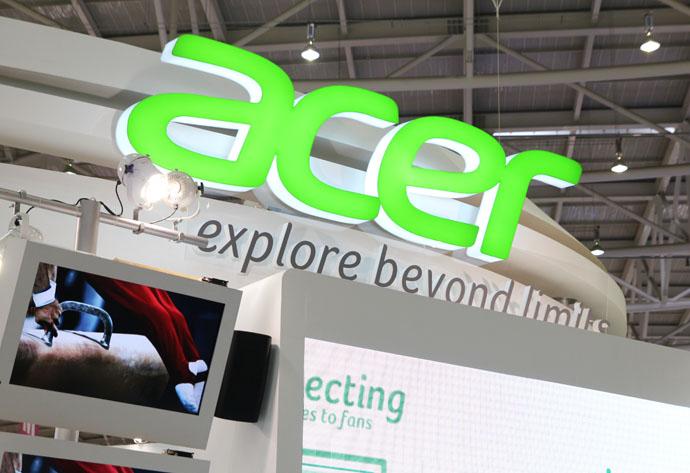 Новинкой этого года от Acer стал 64-битный смартфон с поддержкой Cat. 4 LTE