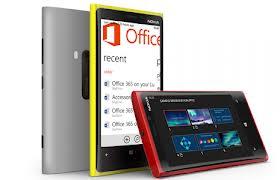Усовершенствованный Office для Windows Phone не за горами