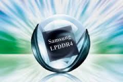 Samsung - первый производитель чипов мобильной памяти LPDDR4 емкостью 8 ГБ