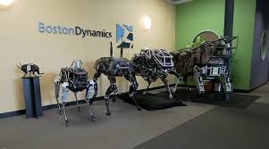 Инженеры компании Boston Dynamics представили миру робота нового поколения