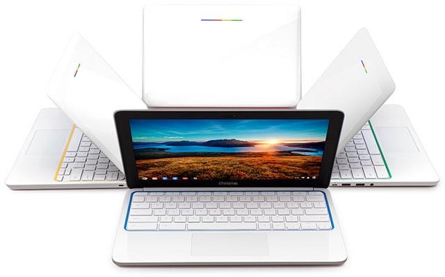 Microsoft представят конкурентов хромбуков