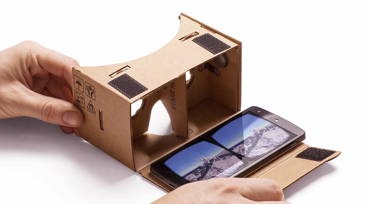Корпорация Google разработала технологию погружения в виртуальную реальность для поклонников Apple и Android